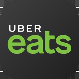 uber eats logo - Oggi's Pizza Express